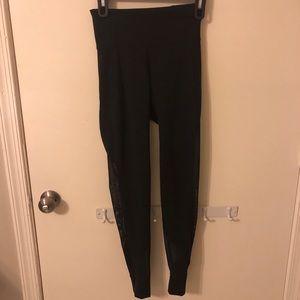Pants - Lululemon leggings with mesh detailing